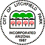 Litchfield Park A Z seal