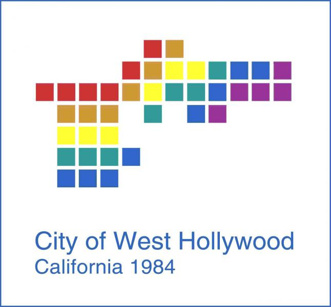 West hollywood logo