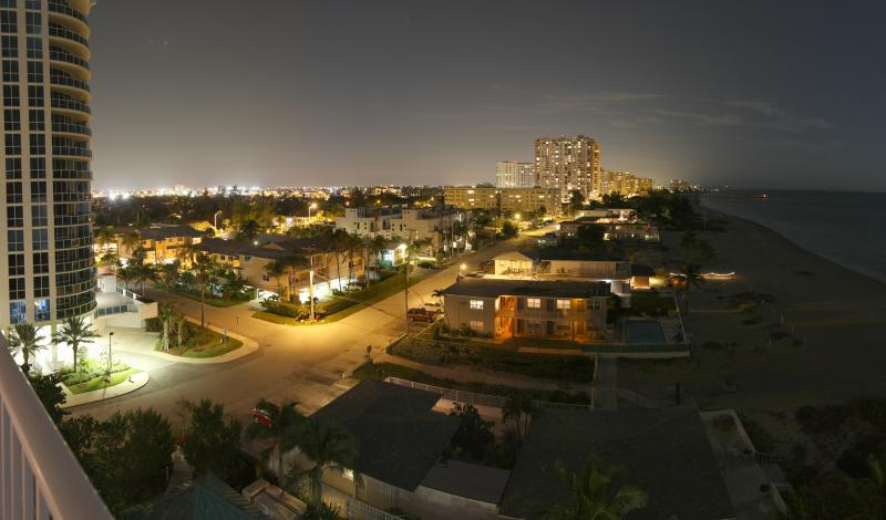 Briney Avenue, Pompano Beach - Panorama