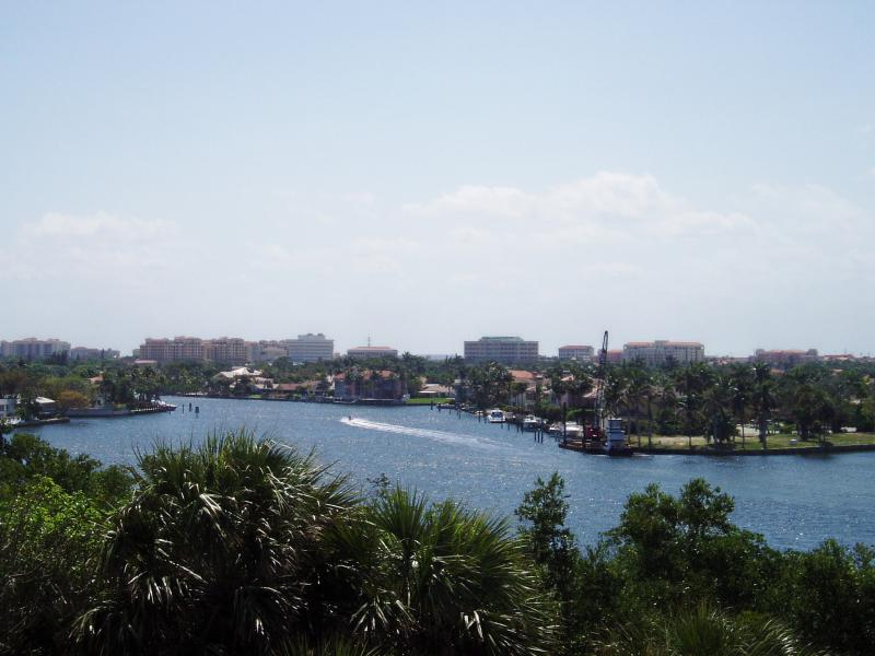 Downtown Boca Raton Skyline