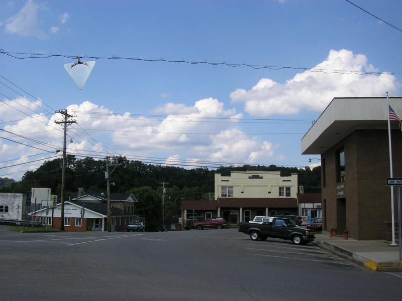 Downtown Booneville