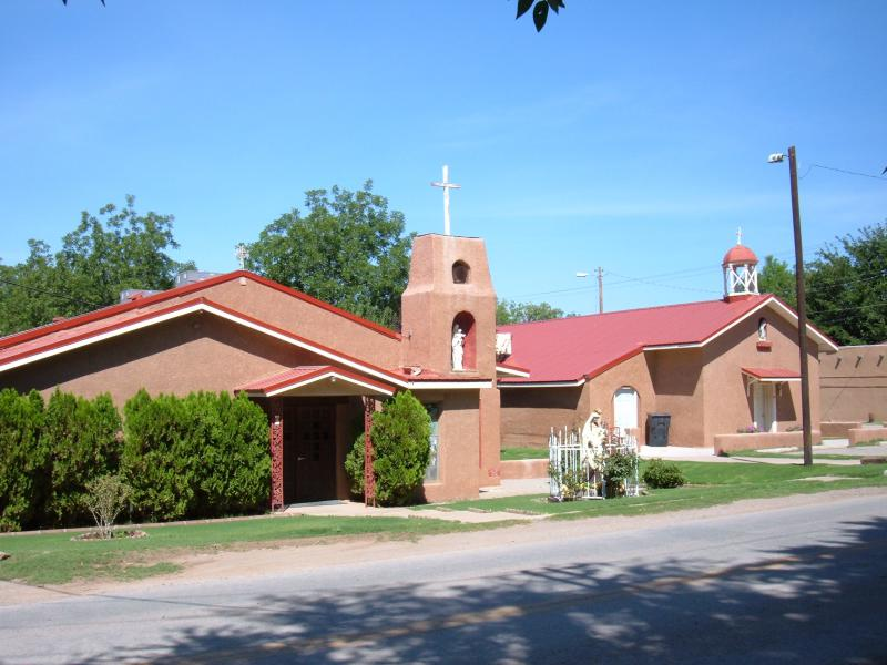 Our Lady of the Light Church La Luz New Mexico