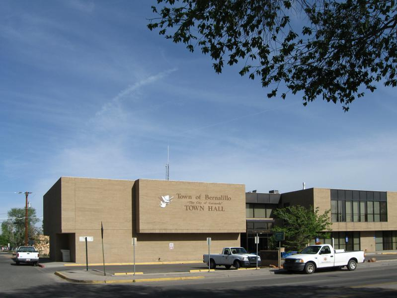 Bernalillo New Mexico Town Hall