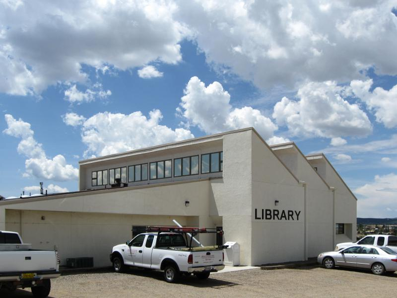 Edgewood New Mexico Public Library