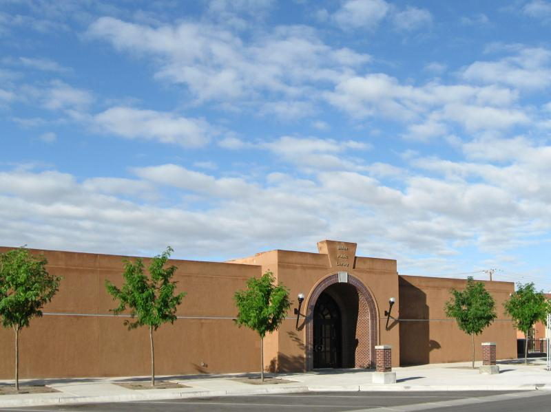 Belen New Mexico Public Library