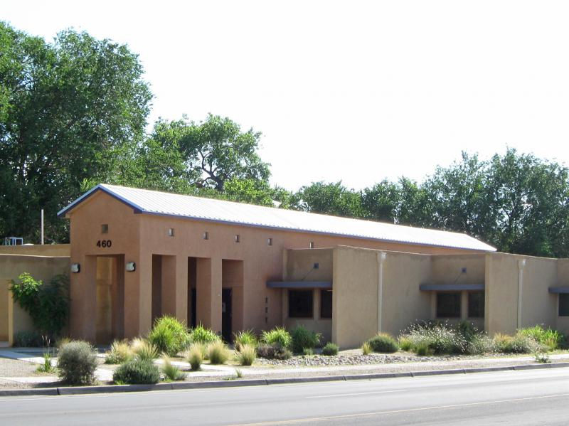 Los Lunas New Mexico Public Library
