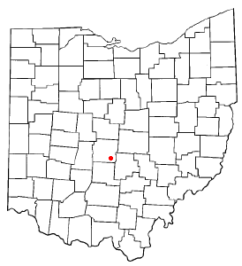 O H Map-doton- Groveport