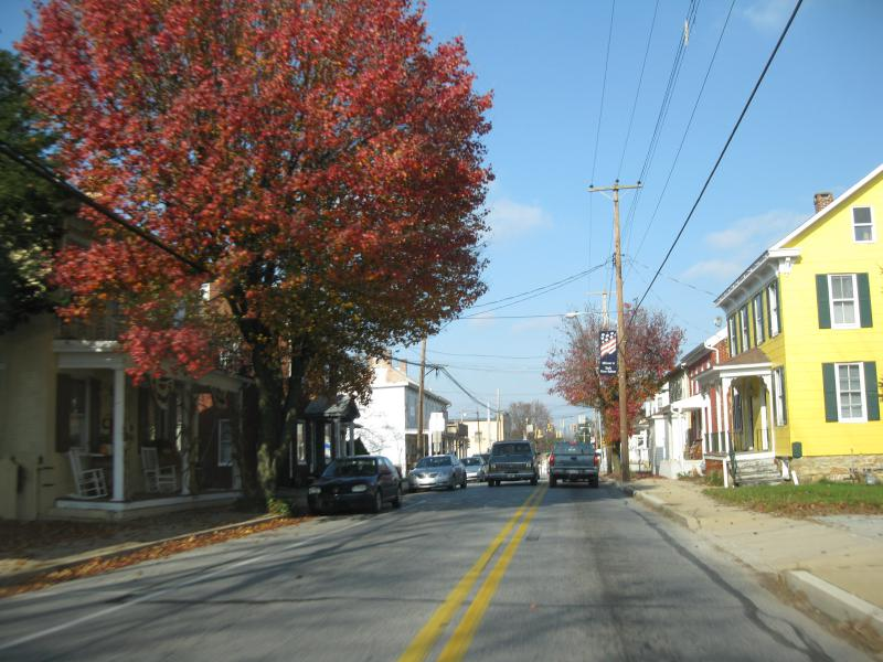 New Salem, York County