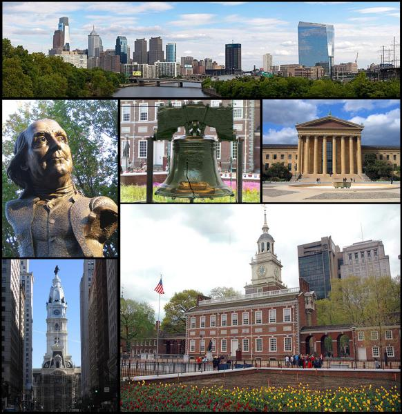 Philadelhpia Montage by Jleon 0310