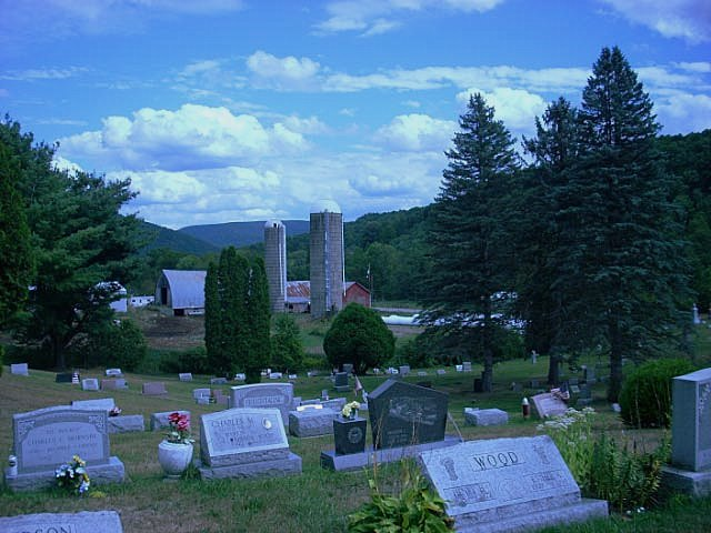 Middlebury Township Farm and Cemetary