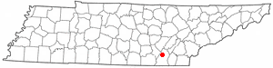 T N Map-doton- Soddy- Daisy