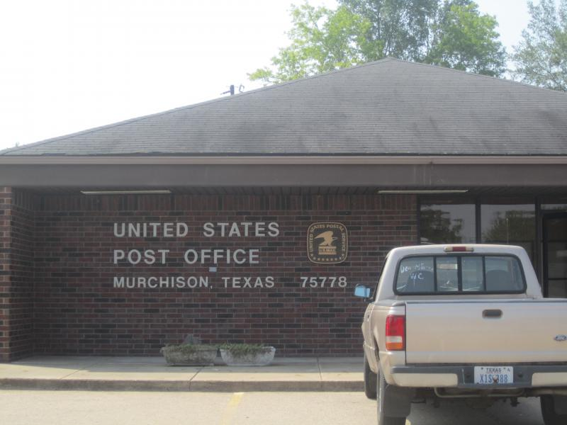 U. S. Post Office, Murchison, T X I M G 0568
