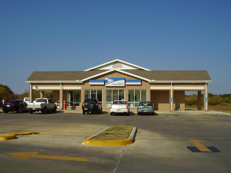Manchaca Post Office