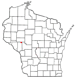 W I Map-doton- Osseo